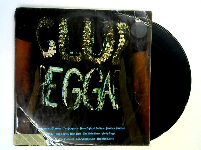 Club Reggae LP by Various