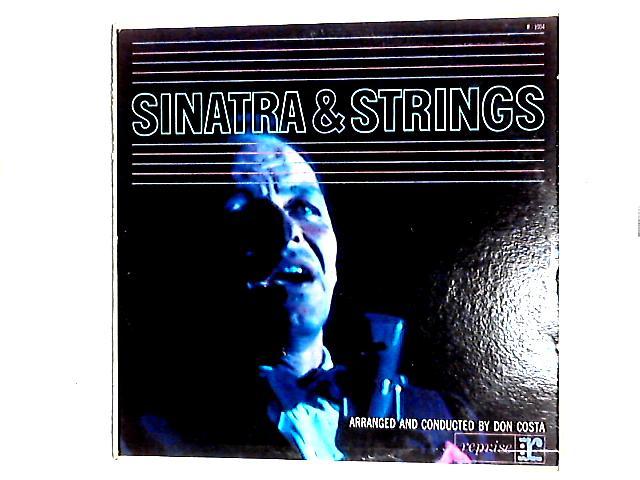 Sinatra & Strings LP By Frank Sinatra