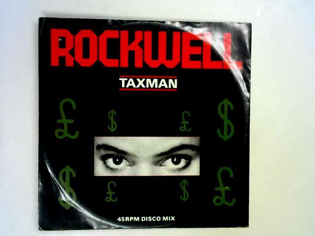 Taxman 12in 1st By Rockwell