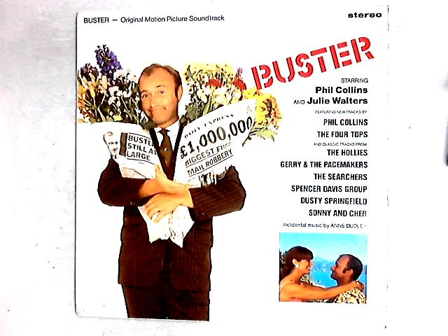 Buster - Original Motion Picture Soundtrack Comp By Various