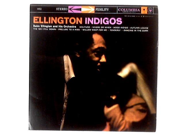 Ellington Indigos LP By Duke Ellington And His Orchestra