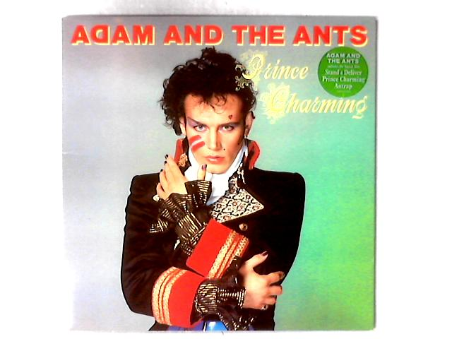 Prince Charming LP By Adam And The Ants
