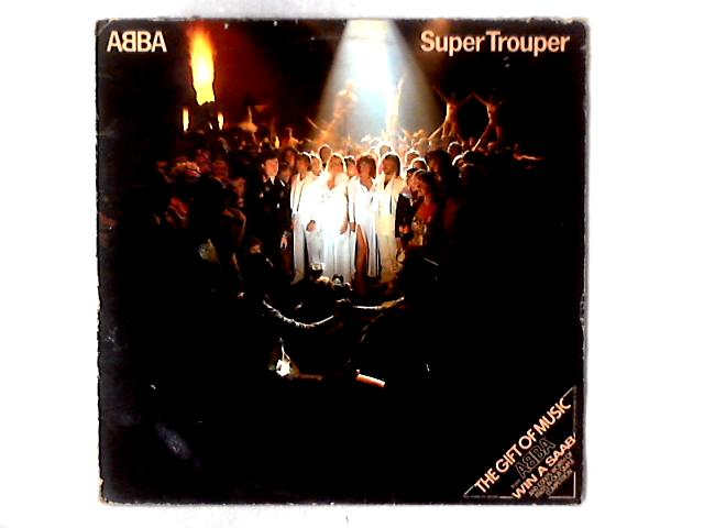 Super Trouper LP By ABBA