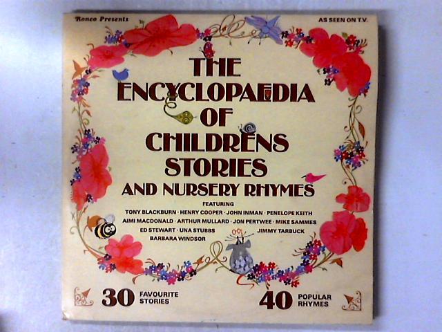 The Encyclopaedia Of Children's Stories & Nursery Rhymes 4xLP By Various