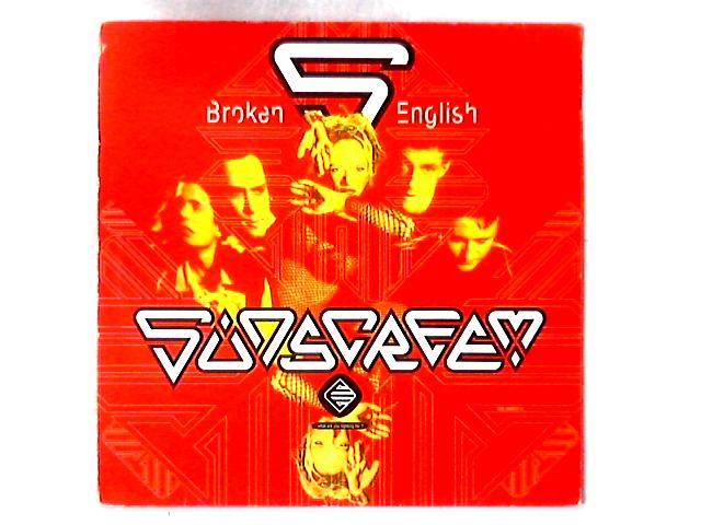 Broken English 12in By Sunscreem