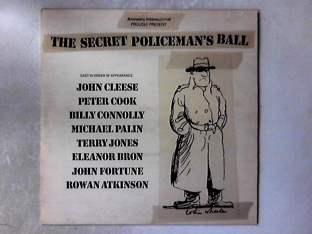 The Secret Policeman's Ball LP By Various