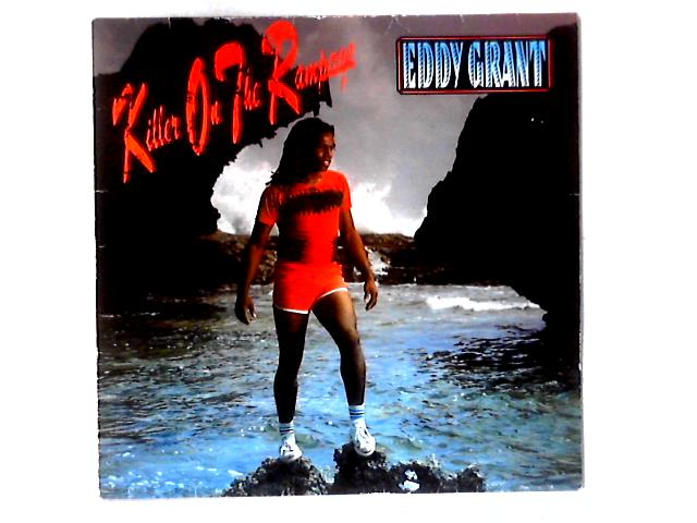 Killer On The Rampage LP by Eddy Grant