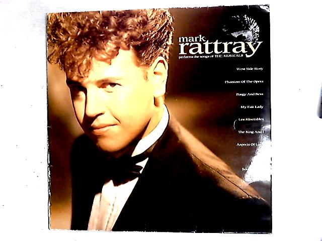 Performs The Songs Of The Musicals LP By Mark Rattray
