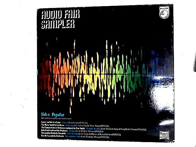 Audio Fair Sampler LP By Various