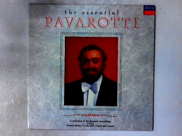 The Essential Pavarotti LP COMP By Luciano Pavarotti