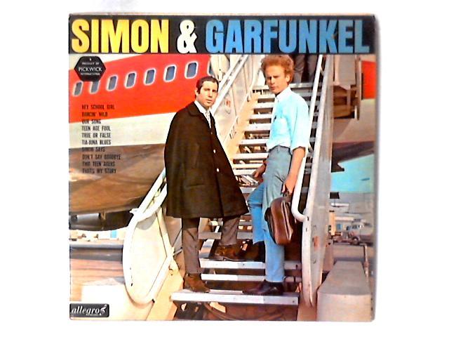 Simon & Garfunkel LP COMP By Simon & Garfunkel