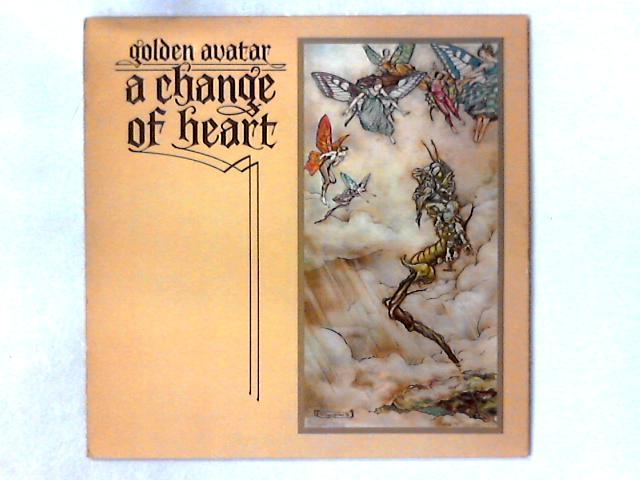 A Change Of Heart LP By Golden Avatar