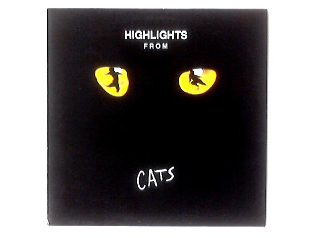Highlights From Cats LP by Andrew Lloyd Webber