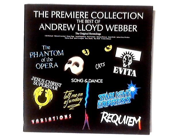 The Premiere Collection - The Best Of Andrew Lloyd Webber LP COMP by Various