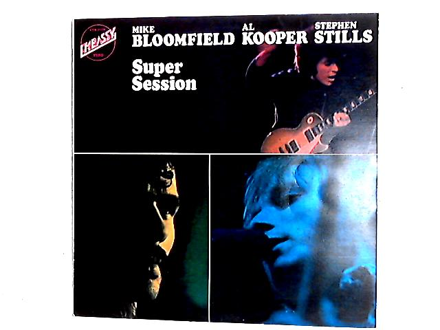 Super Session LP By Mike Bloomfield