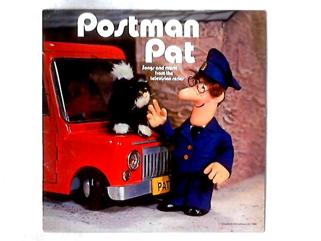 Songs And Music From The Television Series LP by Postman Pat (3)