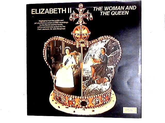 The Woman And The Queen LP Gat + Booklet By Queen Elizabeth II