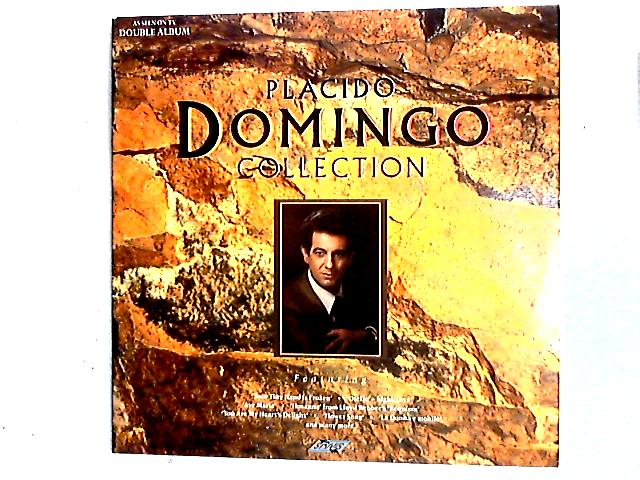 Placido Domingo Collection 2LP Comp by Placido Domingo