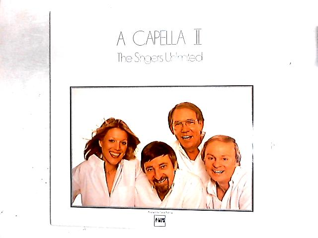 A Capella III LP By The Singers Unlimited
