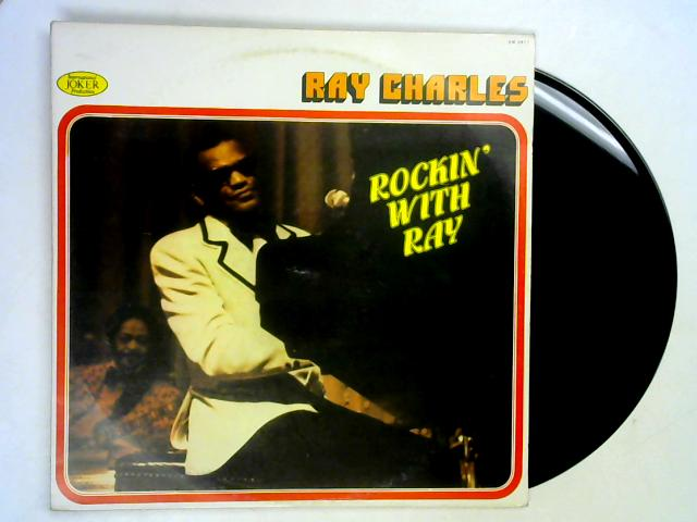 Rockin' With Ray LP By Ray Charles