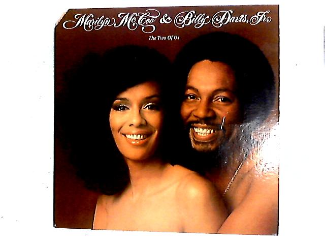 The Two Of Us LP by Marilyn McCoo & Billy Davis Jr.