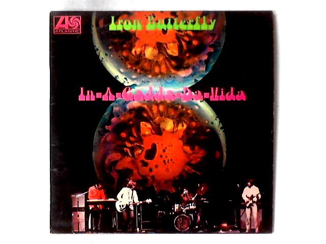 In-A-Gadda-Da-Vida LP PLUM LABEL 2y x 2 420 By Iron Butterfly