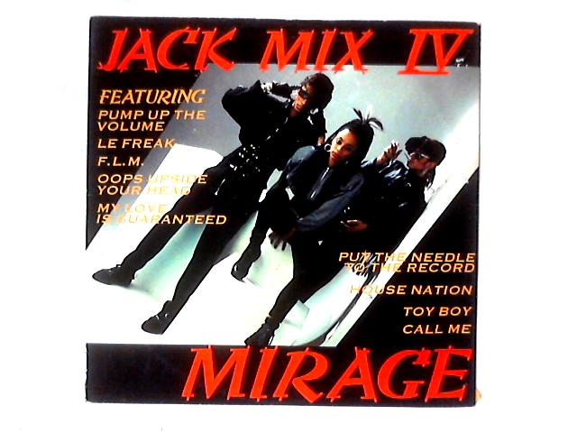 Jack Mix IV 12in By Mirage (12)