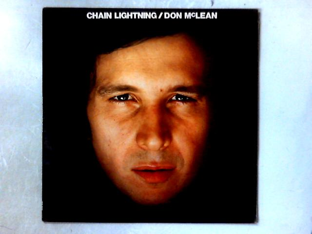 Chain Lightning LP by Don McLean