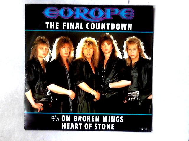 The Final Countdown 12in by Europe (2)