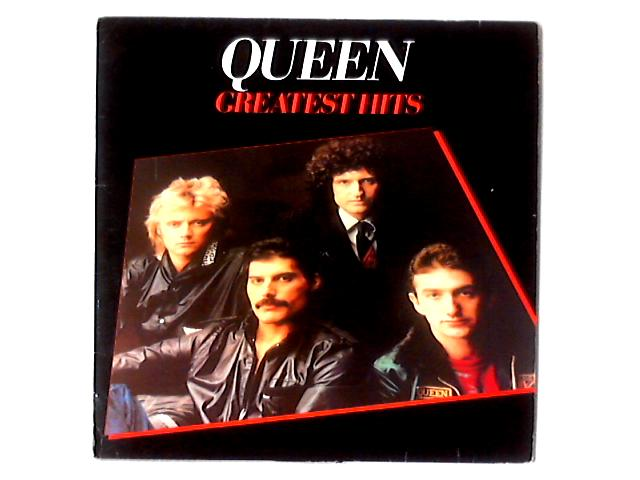 Greatest Hits LP COMP by Queen