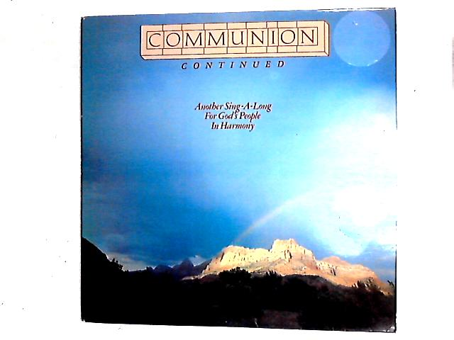 Communion Continued 2LP by Various
