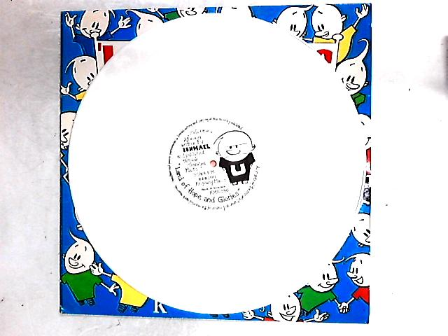 Land Of Hope And Glories LP White by Ishmael