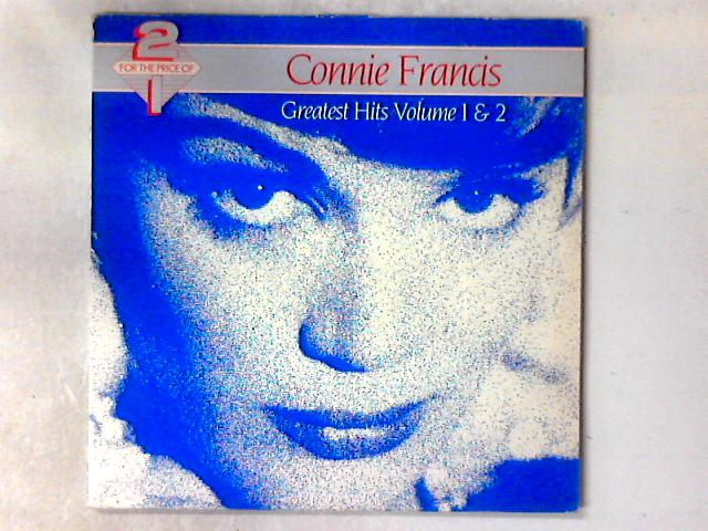 Greatest Hits Volume 1 & 2 LP COMP by Connie Francis