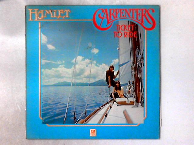 Ticket To Ride LP by Carpenters