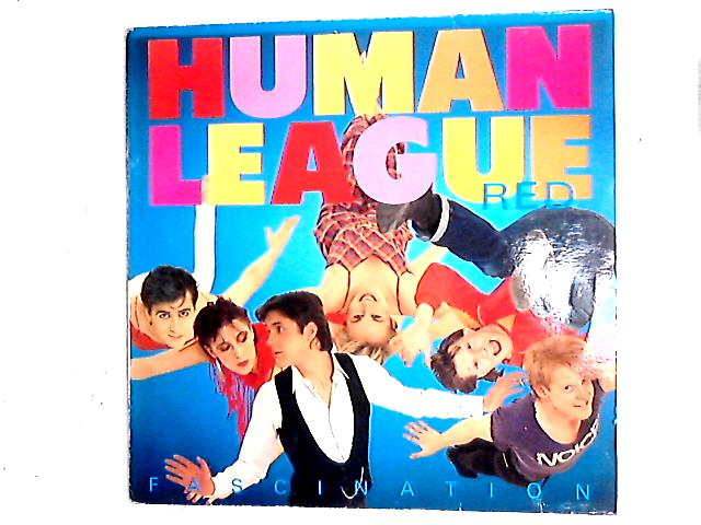 Fascination 12in By The Human League