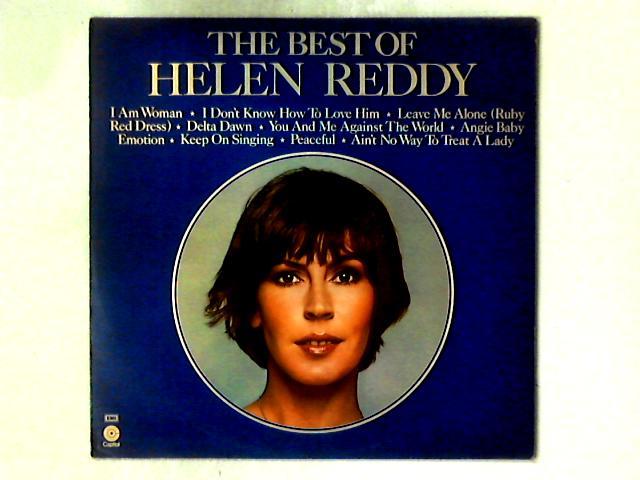 The Best Of Helen Reddy LP COMP By Helen Reddy