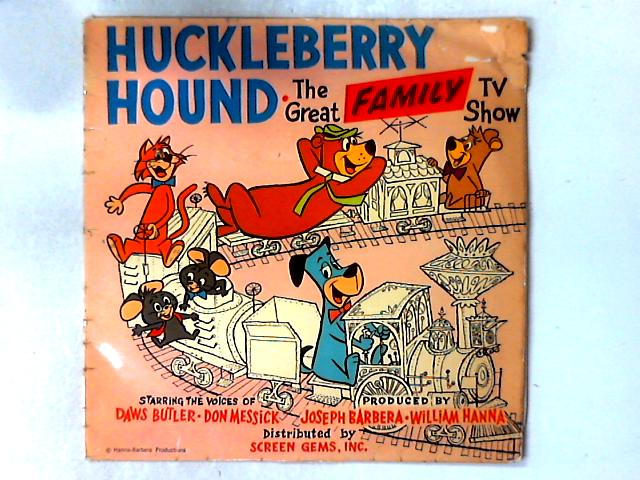 Huckleberry Hound - The Great Family TV Show LP by Huckleberry Hound