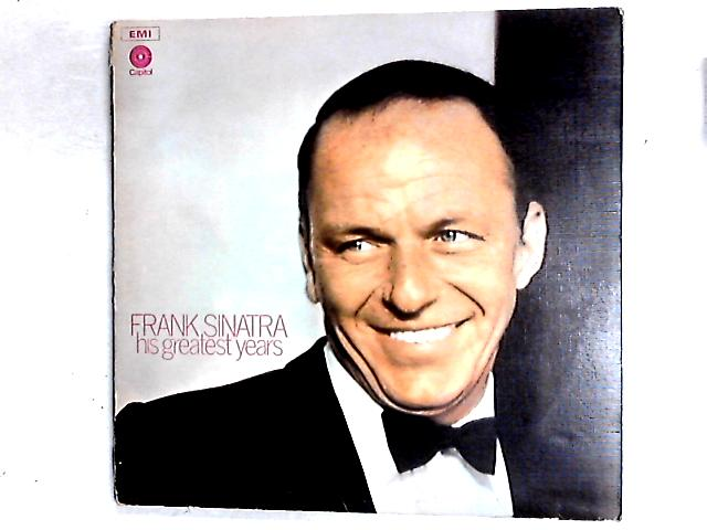 His Greatest Years 3LP Comp By Frank Sinatra