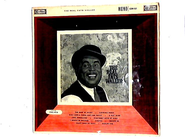 The Real Fats Waller Comp By Fats Waller