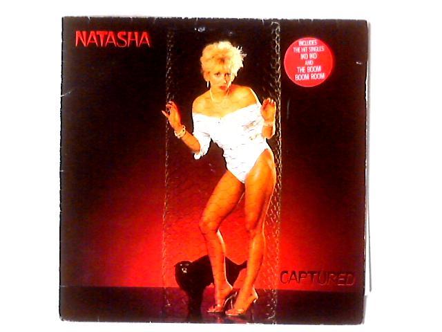 Captured LP By Natasha England