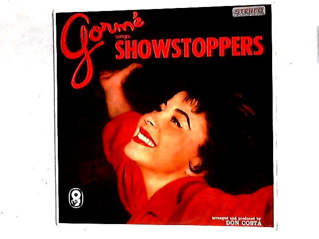 Gormé Sings Showstoppers LP By Eydie Gormé