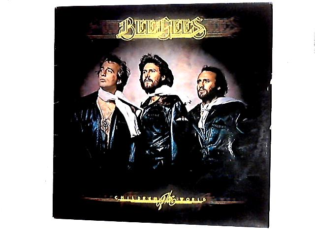 Children Of The World LP Gat By Bee Gees