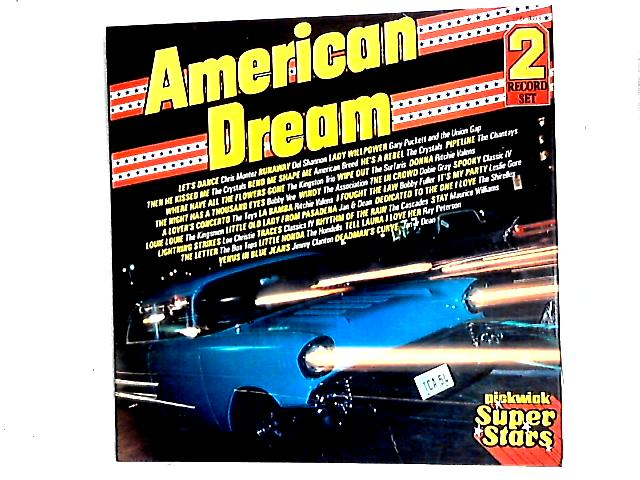 American Dream 2LP Comp By Various