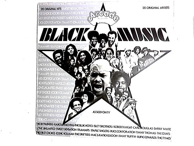 Black Music Comp By Various