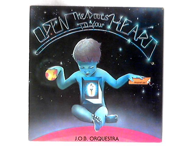 Open The Doors To Your Heart LP By J.O.B. Orquestra