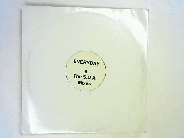 Everyday (S.D.A. Mixes) 12in pr By E.Y.C.