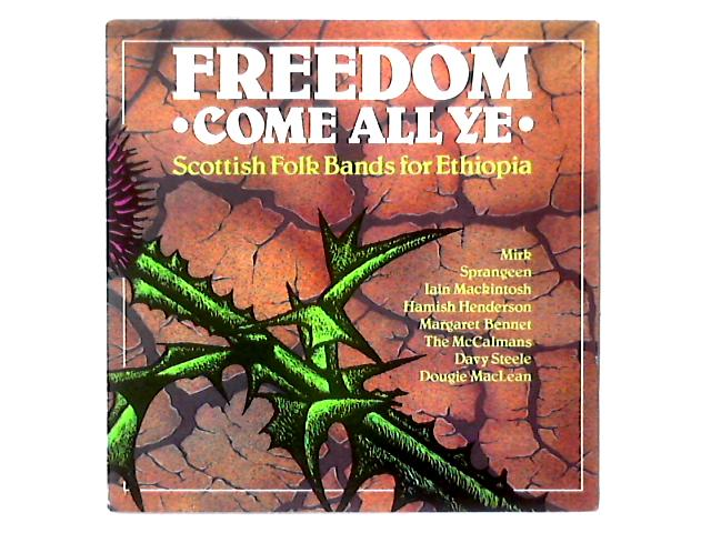 Freedom Come All Ye LP By Various