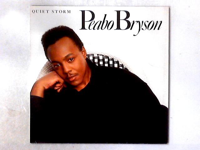Quiet Storm LP By Peabo Bryson