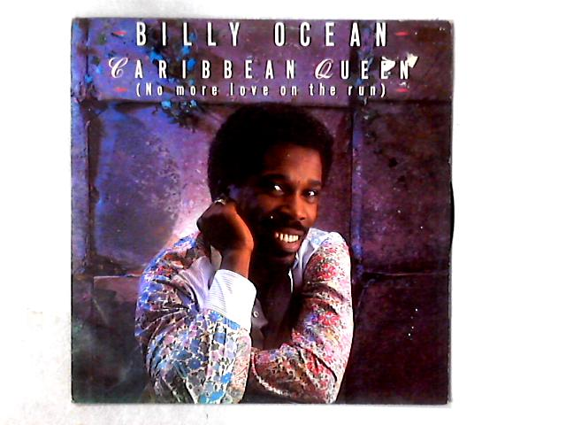Caribbean Queen (No More Love On The Run) 12in By Billy Ocean
