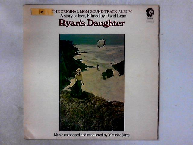 Ryan's Daughter LP By Maurice Jarre